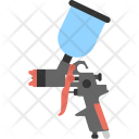 Spray Gun Icon