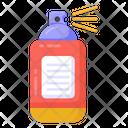 Spray Paint Aerosol Spray Spray Bottle Icon