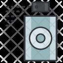 Symbol Sprayer Design Icon