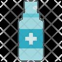Pharmacy Sprayer Bottle Icon