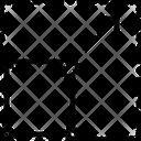 Spread Expansion Elaboration Icon