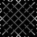 Spread Arrows Maximize Icon