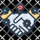 Spreading Icon