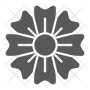 Spring Flower Floral Icon