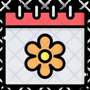Spring Season Springtime Icon