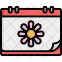 Spring Springtime Season Icon