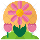 Spring Flower Icon