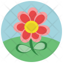 Spring Flower Smell Icon