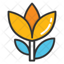Spring blooming Icon