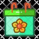 Spring Calendar Icon