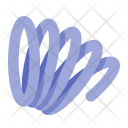 Spring in motion Icon