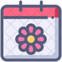 Spring Month Icon