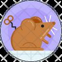 Toy Mouse Spring Mouse Prank Fool Prank Icon