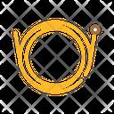 Springs Violin Color Icon