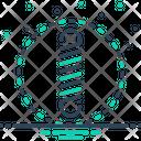 Springs Flexible Bounce Icon