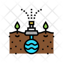 Sprinkle System Icon