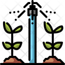 Sprinkler Agriculture Farming Icon