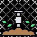 Sprinkler Watering Water Icon