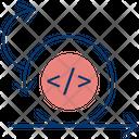 Sprint Code Icon