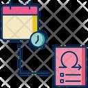 Sprint Planning Sprint Backlog Planning Sprint Schedule Icon