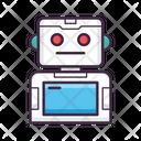 Sprite Bot Robot Icon