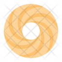 Spritz Ring Cracker Icon