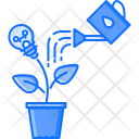 Sprout Leaf Startup Icon