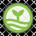 Sprout Stalk Soil Icon