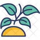 Growth Science Sprout Icon