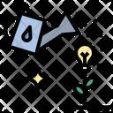 Investment Idea Creative Icon