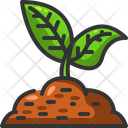 Sprout Tree Nature Icon