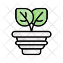 Sprout Plant Bud Icon