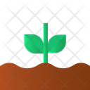 Sprout Nature Green Icon