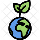 Sprout Ecology Eco Icon