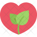 Sprout Love Ecology Icon