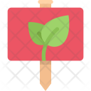 Sprout Sign Ecology Icon