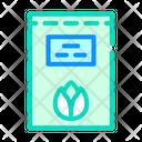 Grain Sprouts Color Icon