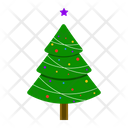 Spruce Tree Botanical Tree Forest Tree Icon