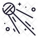 Satellite Space Communication Icon