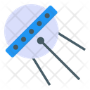 Space Probe Sputnik Space Capsule Icon