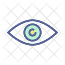 Eye Secret Watch Icon