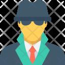 Hacker Anonymous Hacktivist Icon