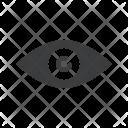 Spy Eye Secret Icon
