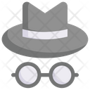 Business Marketing Spy Icon