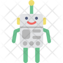 Spy Robot Icon