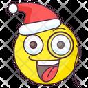 Spy Santa Icon