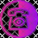 Spy Telephone Icon