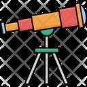 Spy Telescope Icon