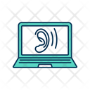 Spying For Private Data Icon
