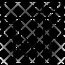 Virus Computing Error Malware Icon